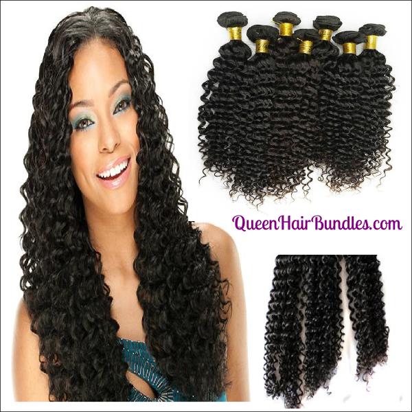Virgin Brazilian Curly Hair Bundle Deals 121