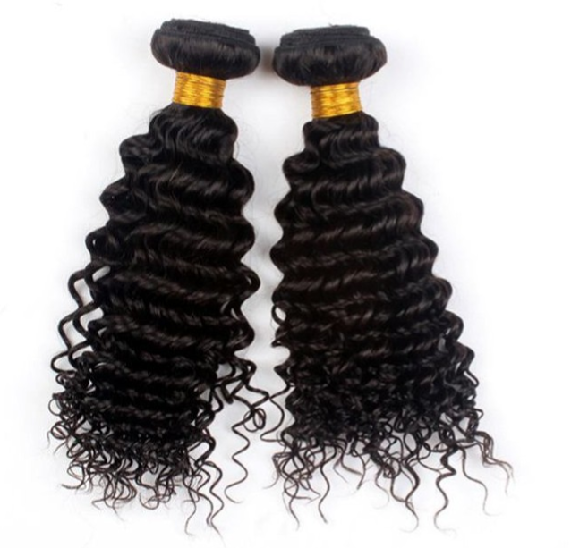 Peruvian Deep Wave 2 Bundle Deal Queen Hair Bundles
