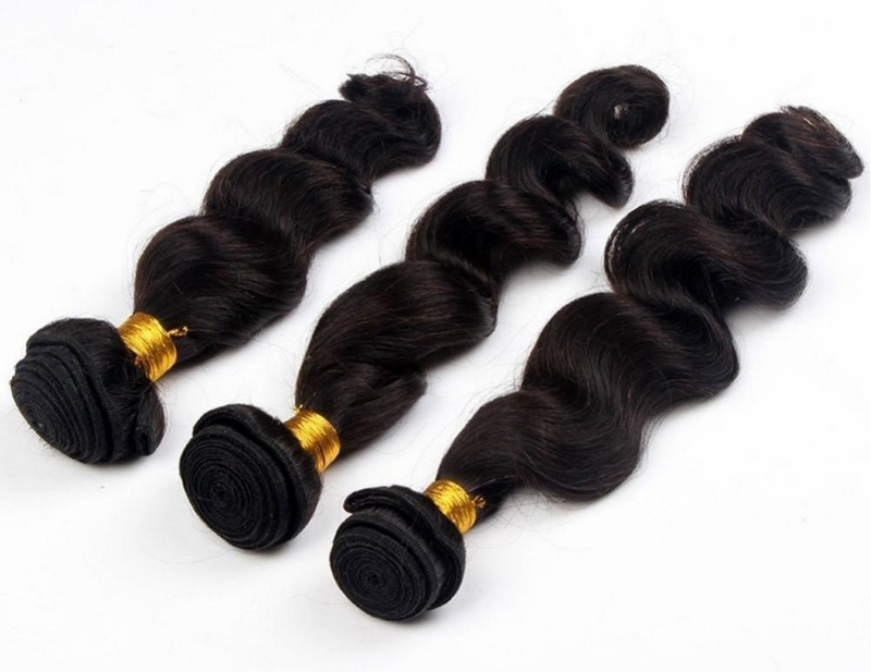Peruvian Loose Wave 3 Bundle Deals Queen Hair Bundles