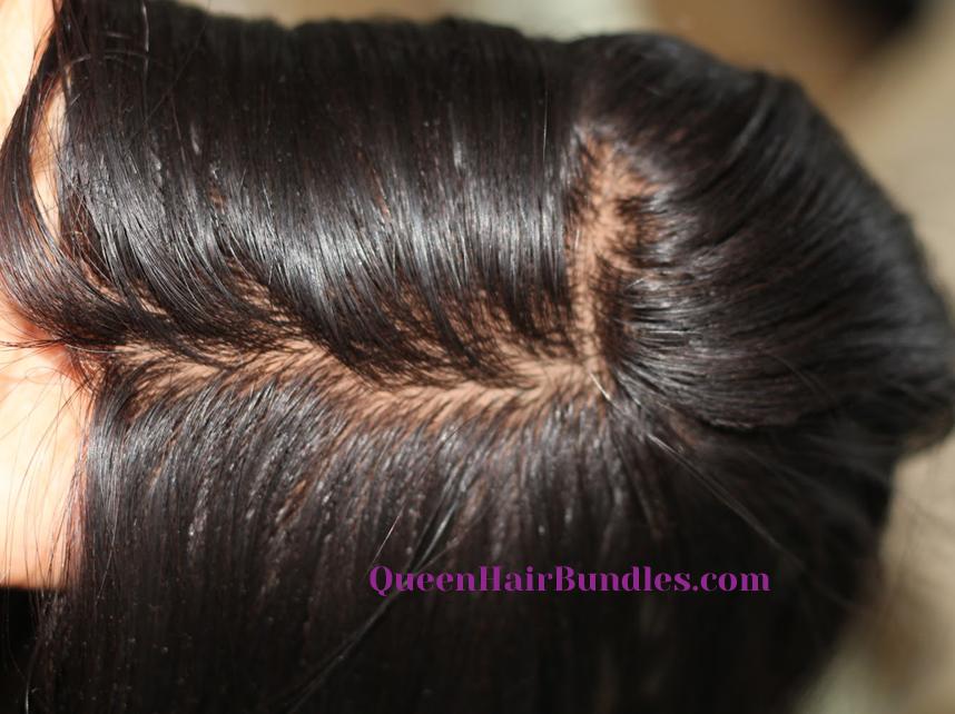 silk base closures queen hair bundles